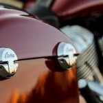 2014 Indian Chieftain Hard Saddlebags