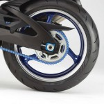 2014 Suzuki GSX-R1000 SE Rear Wheel