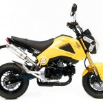 Leo Vince Reveals Slip-On Exhausts For Honda Grom 125/MSX125