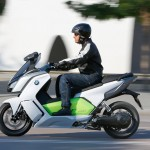 2014 BMW C evolution Electric Maxi Scooter