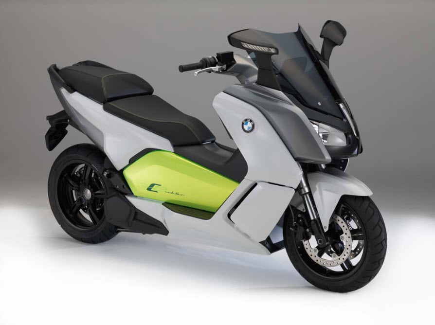 2014 bmw c evolution electric scooter front right at cpu hunter all pictures and news about. Black Bedroom Furniture Sets. Home Design Ideas