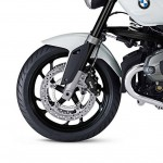 2014 BMW R1200R DarkWhite SE Front Wheel