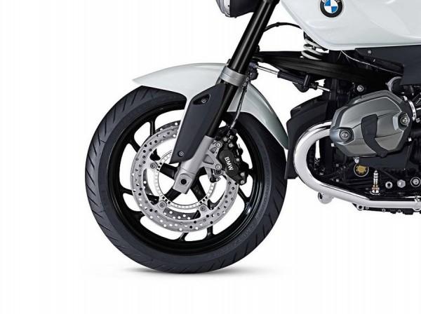2014 BMW R1200R DarkWhite SE Front Wheel