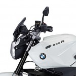 2014 BMW R1200R DarkWhite SE Headlight