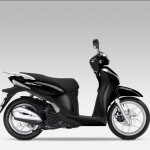 2014 HONDA SH Mode 125 Black