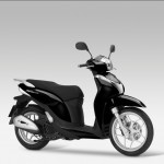 2014 HONDA SH Mode 125 Black_1