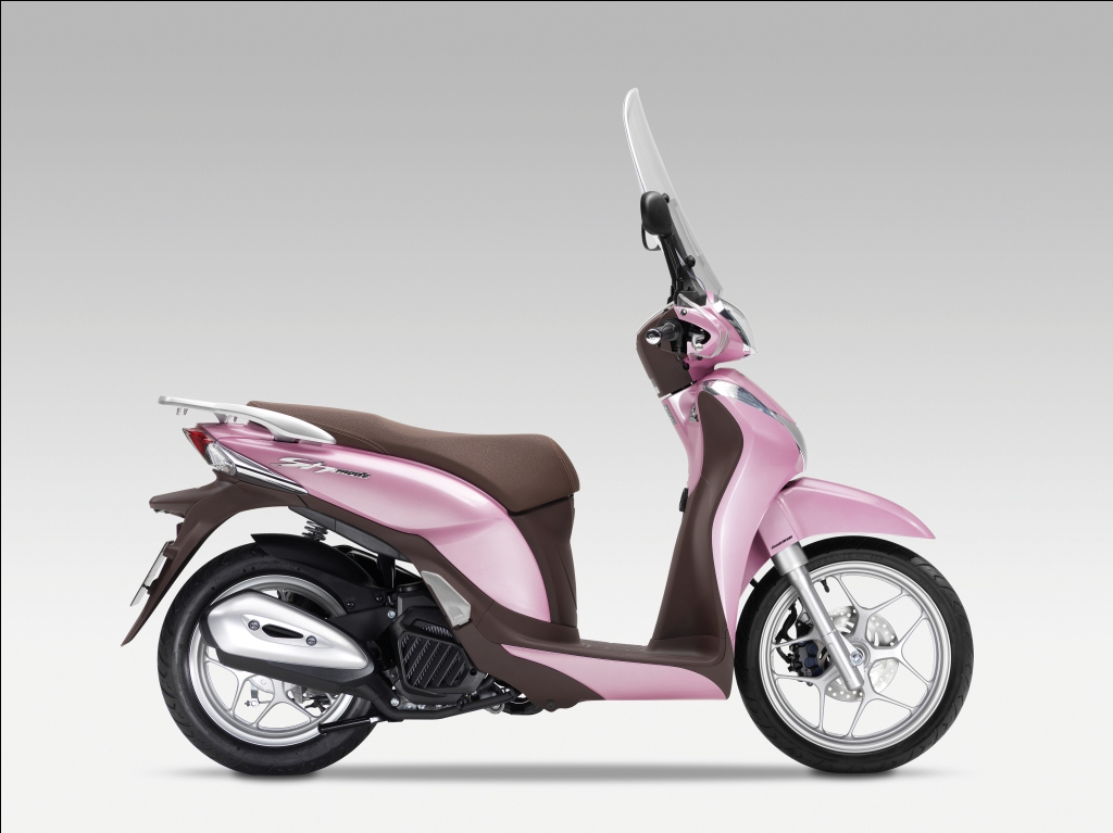 2014 honda sh mode 125 pink at cpu hunter all pictures and news about motorcycles and. Black Bedroom Furniture Sets. Home Design Ideas