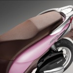 2014 HONDA SH Mode 125 Saddle