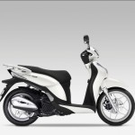 2014 HONDA SH Mode 125 White_1