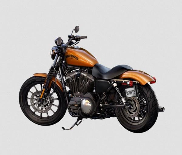 Dominion Footpegs  50500947  HarleyDavidson USA