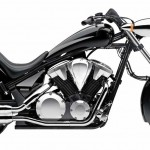2014 Honda Fury Black ABS