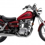 2014 Honda Rebel Candy Red