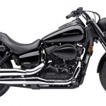 2014 Honda Shadow Phantom Black