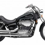 2014 Honda Shadow Spirit 750 Black