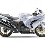 2014 Kawasaki Ninja ZX-14R Ohlins Editon White