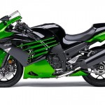 2014 Kawasaki ZX-14R Ninja Golden Blazed Green_2