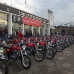 2014 Royal Enfield Continental GT Cafe Racer Unveiled in London