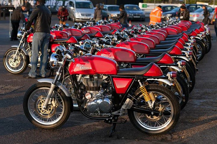2014 royal enfield continental gt cafe racer at cpu hunter - all