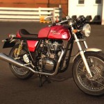 2014 Royal Enfield Continental GT Cafe Racer Unveiled in London_5