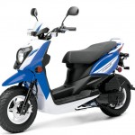 2014 Zuma 50FX Scooter