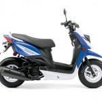 2014 Zuma 50FX Scooter Blue White_1
