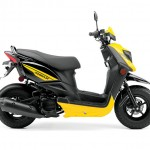 2014 Zuma 50FX Scooter Vivid Yellow_1