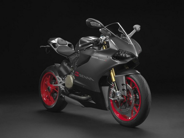 2014 Ducati 1199 Panigale S Senna Limited Edition