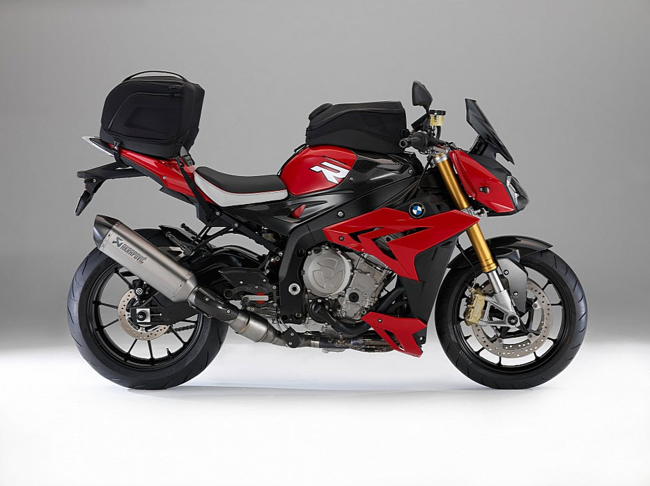 2014 BMW S1000R with Accessories at CPU Hunter   All Pictures and
