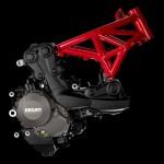 2014 Ducati Monster 1200 Engine Frame