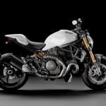 2014 Ducati Monster 1200 White