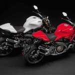 2014 Ducati Monster 1200 and 1200 S