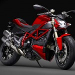 2014 Ducati Streetfighter 848 Red