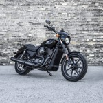 2014 Harley-Davidson Revolution X Street 750 and 500