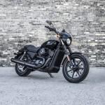 2014 Harley-Davidson Revolution X Street 750 and 500