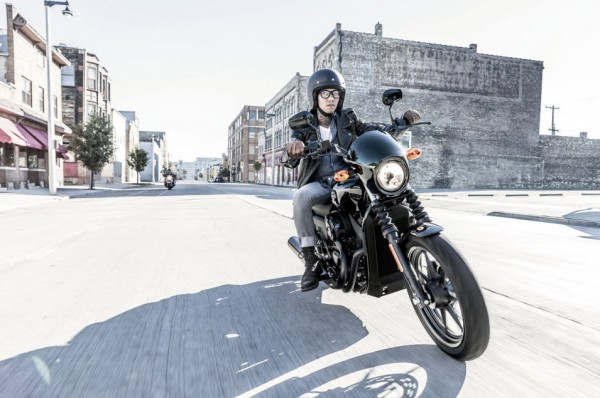 2014 Harley-Davidson Revolution X Street 750 and 500_7