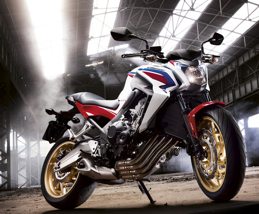 Honda CB650F CBR650F Specifications Pictures
