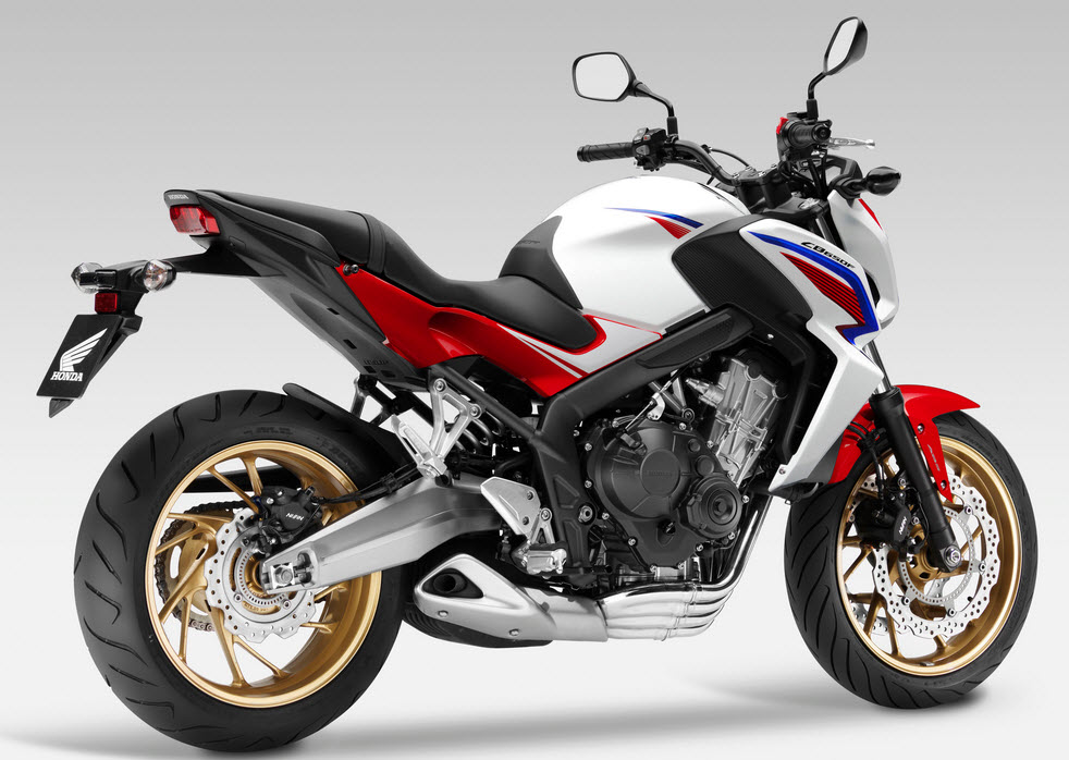 2015 Honda CB300F Photos and Specs - autoevolution