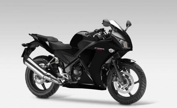 2014 Honda CBR300R Black