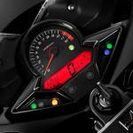 2014 Honda CBR300R Instrument Display