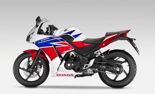 2014 Honda CBR300R Right Side
