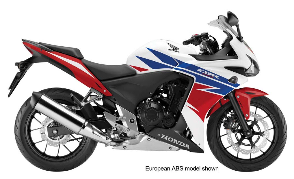 » 2014 Honda CBR500R at CPU Hunter - All Pictures and News ...