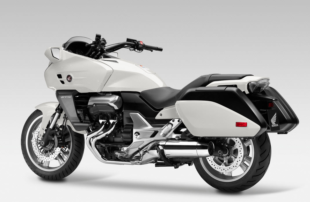2014 honda ctx1300 white 2 at cpu hunter all pictures and news about motorcycles and. Black Bedroom Furniture Sets. Home Design Ideas