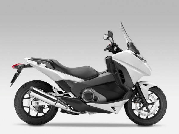 2014 Honda Integra Maxi-Scooter_1