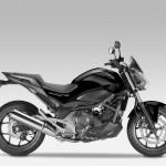 2014 Honda NC750S Black