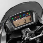 2014 Honda NC750S Display