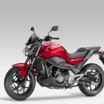 2014 Honda NC750S Red