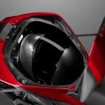 2014 Honda NC750S Storage