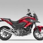 2014 Honda NC750X Red