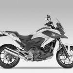 2014 Honda NC750X Silver