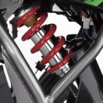 2014 Kawasaki KSR Pro Suspension